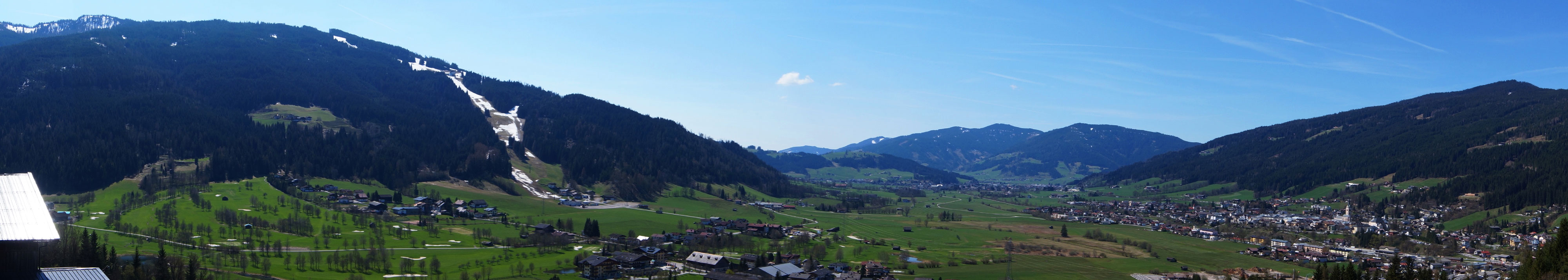 panoramasauschneidfruehling